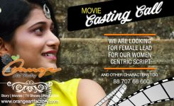 Casting Call For Tamil Movie – Orange Art Factory – Updated