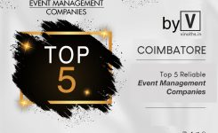 Top 5 Reliable Event Management Companies in Coimbatore 2021 – Vinoth Kumar